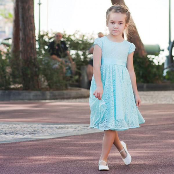 Платье из синтетических волокон на хлопковом подкладе Арт.204-0013
