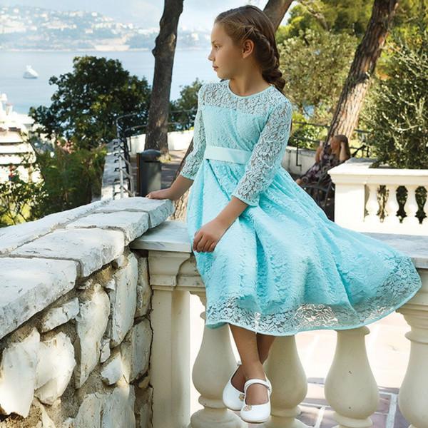 Платье из синтетических волокон на хлопковом подкладе Арт.204-0020